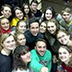 Встреча волонтеров с профессиональным спортсменом Станиславом Бураковым!