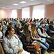 """Встреча студентов очной формы обучения с врачём на тему """"Последствия употребления наркотиков"""""""