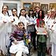 Студенты Ярославского филиала МФЮА в Детской больнице №3