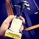 Участница команды КВН Ярославского филиала МФЮА получила приз на Кубке юмора Ректора МФЮА 2016!