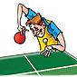 Соревнования по настольному теннису в ЯФ МФЮА!