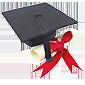 Вручение дипломов выпускникам!